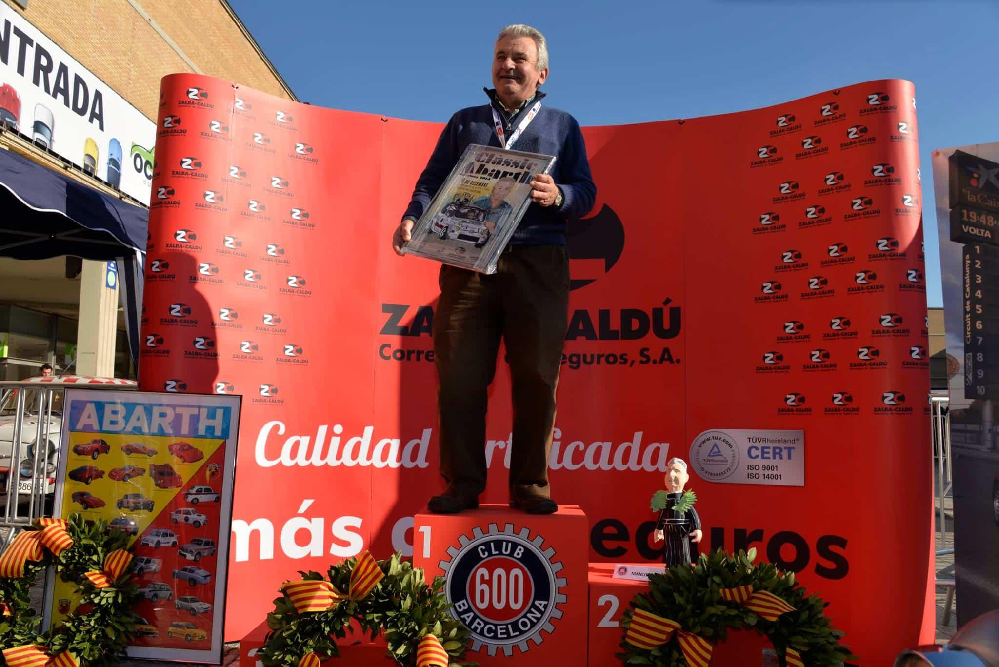 Club 600 Barcelona Zalba-Caldú