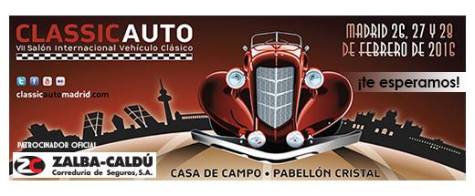 zalba caldu patrocinador classic auto