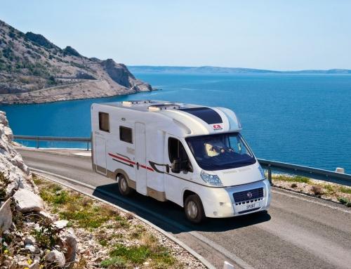 Seis viajes obligados en autocaravana