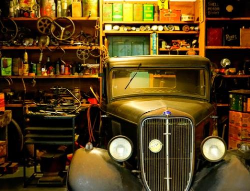 Diferencia entre coche clásico e histórico