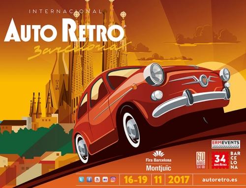 AutoRetro Barcelona 2017