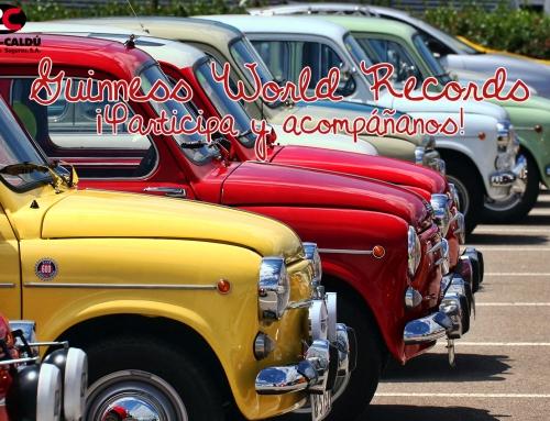 Participa y acompáñanos en el Aniversario del SEAT 600