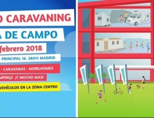 Feria Madrid Caravaning