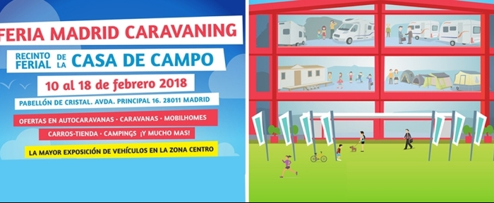 areas de madrid caravaning