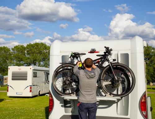 Bicicleta y autocaravana: La combinación perfecta