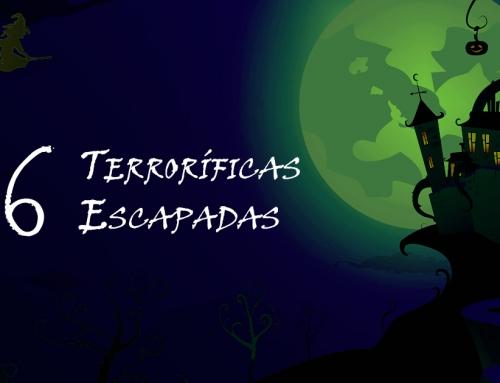 """6 """"terroríficas"""" escapadas ideales para Halloween"""