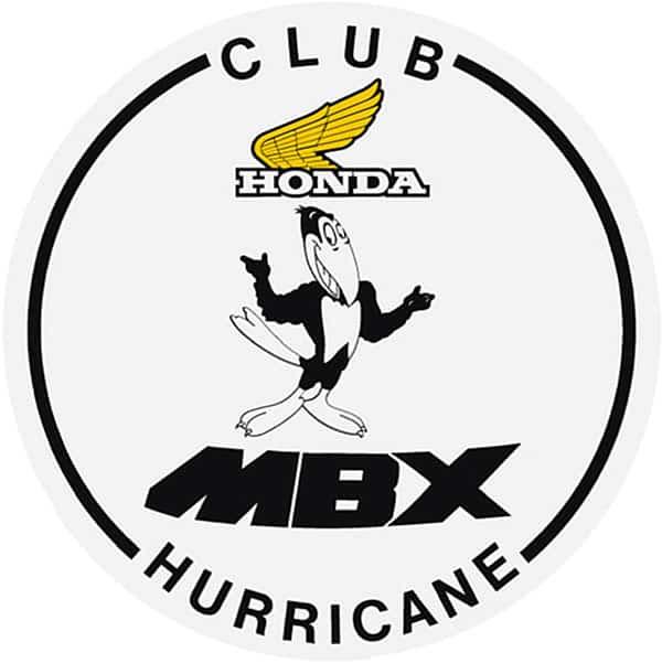 Club Honda MBX Hurricane