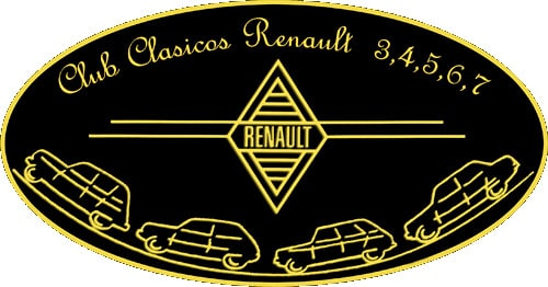 Club Clásicos Renault 3 4 5 6 7