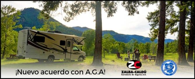 Mejores Seguros Acuerdo AGA Blog Zalba Caldu Correduria Seguros Zaragoza