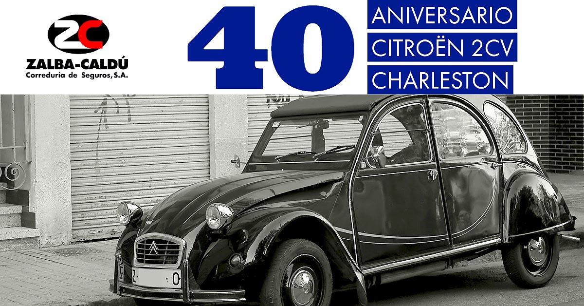 Blog-40-Aniversario-Citroen-2CV-Charleston-Zalba-Caldu-Correduria-Seguros-Zaragoza