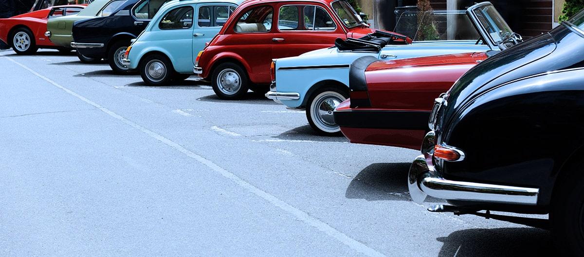 Seguro de Garaje de Vehículos Clásicos