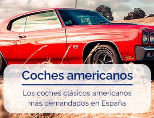 Los coches clásicos americanos más demandados en España