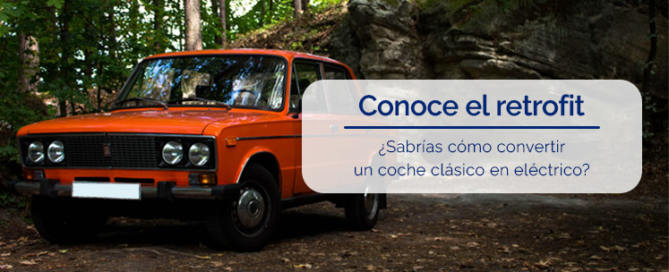 coche clasico electrico BLOG ZALBA CALDU CORREDURIA SEGUROS ZARAGOZA