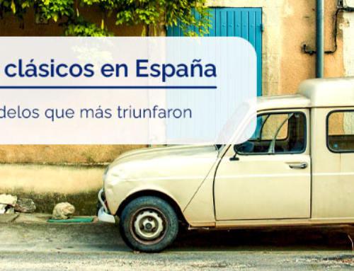 Los coches clásicos que triunfaron en España en su época